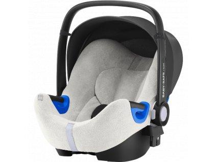 BRITAX Letní potah Baby-Safe (2) i-Size BRR022937/Off-White