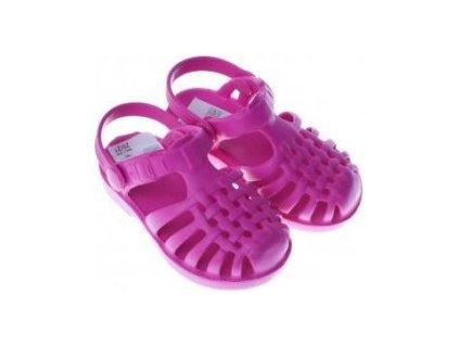 Playshoes Sandálky do vody - ružové