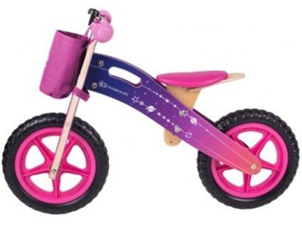 Kinderkraft Odrážadlo Runner Galaxy Pink s doplnkami Kinderkraft 2019 KKRRUNGPNK00AC