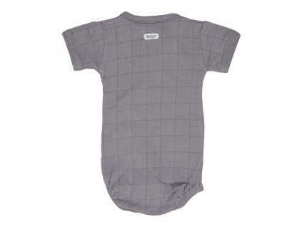 LODGER Body Romper Solid Short Sleeves Donkey1
