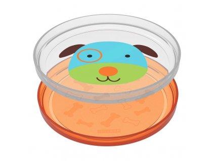Skip Hop Zoo tanierik protišmykový 2v1 - Psík 6m+ 252242