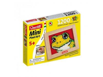 Quercetti Mini Pixel Art žaba
