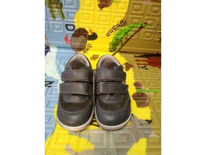 Jonap Celoročné topánky 051 - šedé