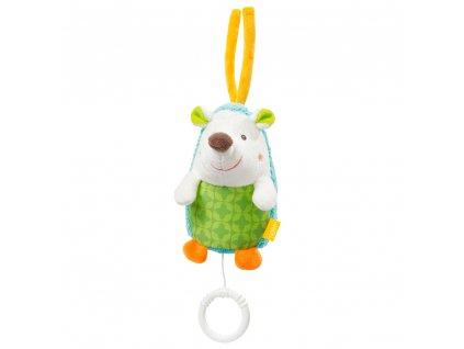 BABY FEHN Závěsná hračka ježek BFE031165/Forest