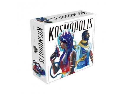 Granna Kosmopolis strategická hra