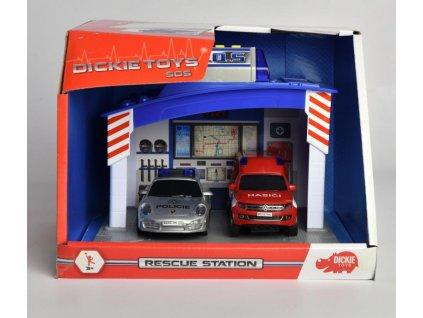 Dickie zachranna stanica 3713003