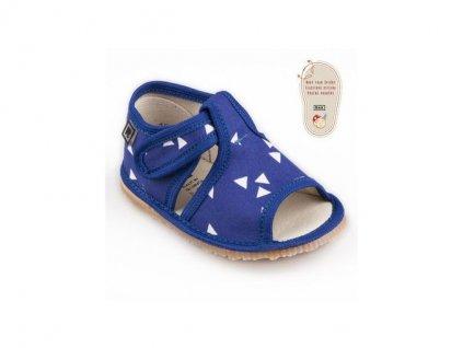 68 papuce modry trojuholnik 1352 thumb 409x369