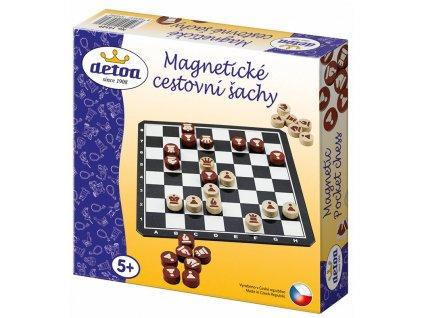 Detoa Magnetické šachy
