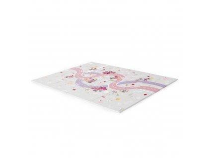 Disney baby Podložka penová skladacia Minnie Mouse 120 x 89cm 0m+ 11697-3
