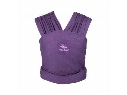 Manduca sling šatka na nosenie detí sling purple