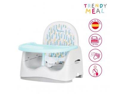 Badabulle prenosná stolička TRENDY MEAL