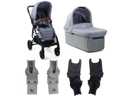 valco baby Dvojkombinácia Valco Snap Ultra Trend Grey Marle CZ990.6_2