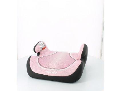 Nania Autosedačka Topo Comfort Skyline Pink 15-36 kg 547097