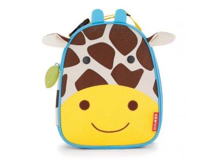 Skip Hop Zoo batôžtek desiatový Žirafa 3+ SH2121.16