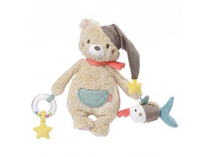 BABY FEHN Aktivity hračka hroch, Loopy&Lotta Hroch BFE031041/Loopy&Lotta