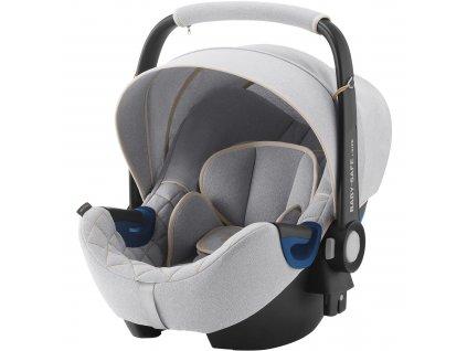 BRITAX Autosedačka Baby-Safe 2 i-Size, Nordic Grey F BRR022702/Nordic Grey