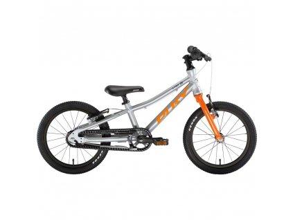 30066045812A Puky s pro 16 1 silber orange