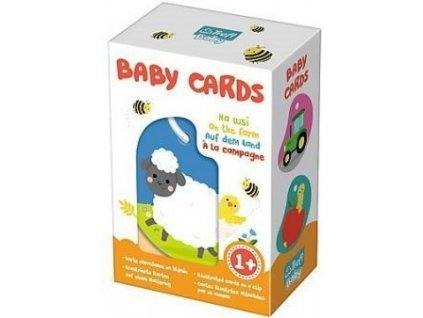 karty obrazkove baby 8003