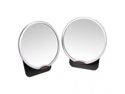 Zrkadlo Easy View Silver 2ks