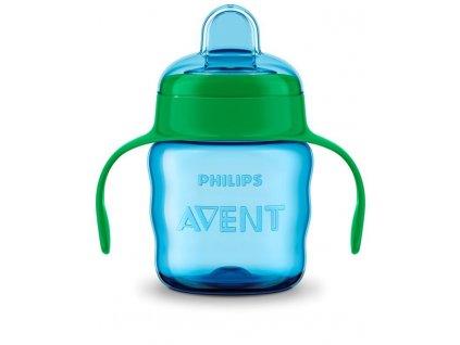Philips AVENT Avent hrnček pre prvé dúšky Klasik 200 ml s držadlami chlapec