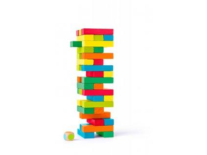 Woody - Tower Tony- farebná veža
