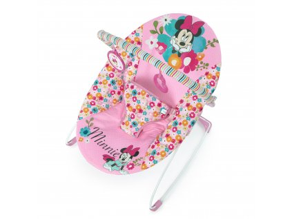 Disney baby Lehátko vibrujúce Minnie Mouse Perfect in Pink 0m+, do 9kg, 2019 AGS_11509-4