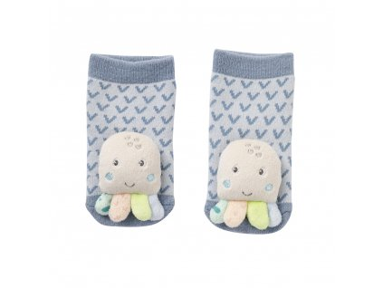BABY FEHN Chrastící ponožky, Peru BDR_BFE073310.P