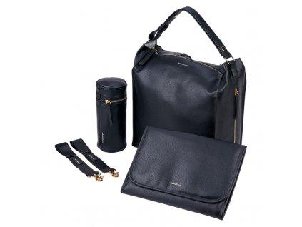 bababing lucia prebalovaci taska batoh black