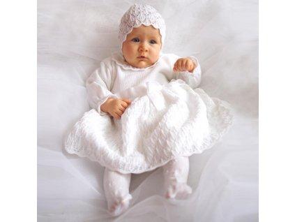 Eko Súprava ku krstu dievčenská veľ. 68 AGS_CHRZ-22-R68