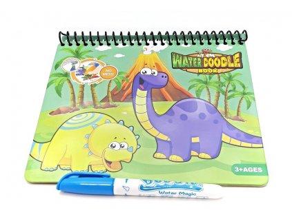 malovanie vodne dinosauri 12350