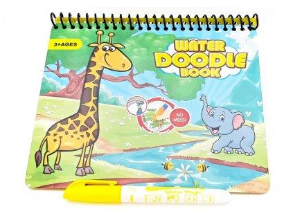 malovanie vodne safari 12349