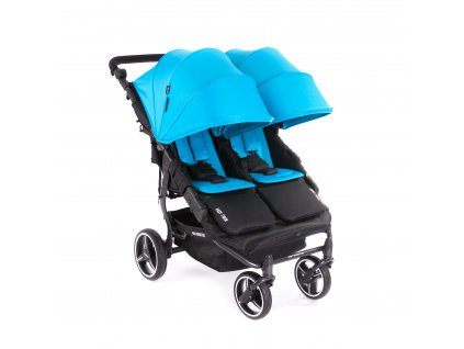Baby Monsters BabyMonsters EASY TWIN c/p (2x) tyrkysový