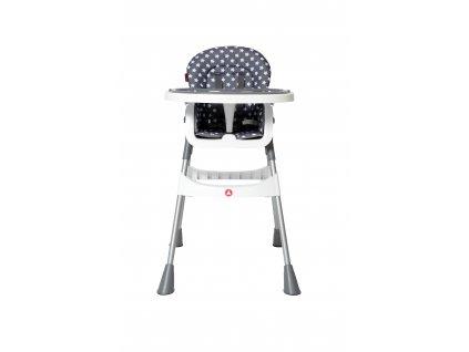 Topmark Topmark JESS židle vysoká šedá