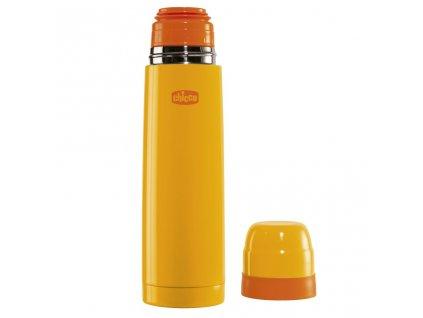 Chicco Termoska Chicco oranžová, 500ml AGS_60183.10O