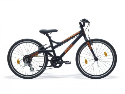 LIKEtoBIKE 24 Black Orange Sattel niedrig scaled 800x600