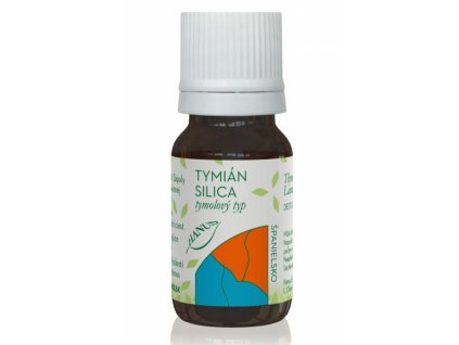 hanus tymianova silica