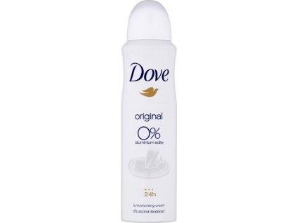 Deo sprej Original for Women Alu-free 150ml Dove AGS_8710908404184
