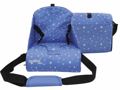 Asalvo Asalvo ANYWHERE booster, stars blue