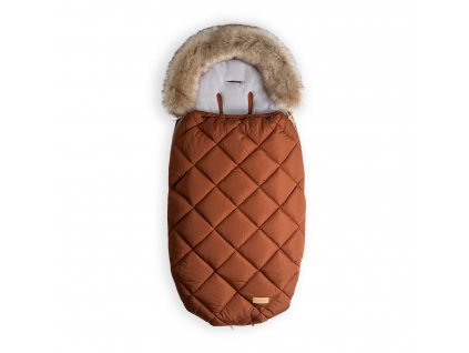 Beztroska Beztroska fusak-kožešina 100 cm, cinnamon (5-24m)/M