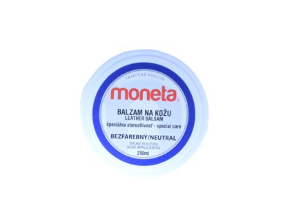moneta balzam na kozu 210ml