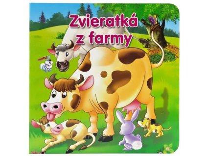 leporelo zvierat. z farmy