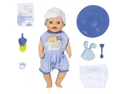 Zapf Creation Baby born Soft Touch Chlapček 36cm