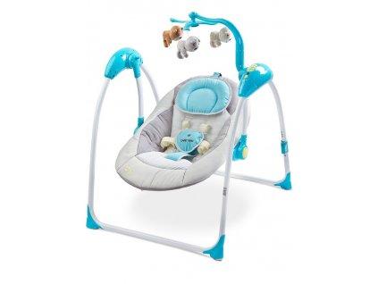 Detská hojdačka CARETERO LOOP blue