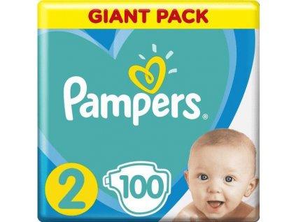 PAMPERS Plienky New Baby-Dry 2 MINI 4-8kg 100ks Pampers