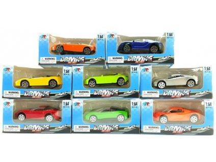 Mikro Trading auto sportove kov