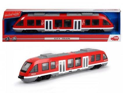 Dickie Toys vlak city