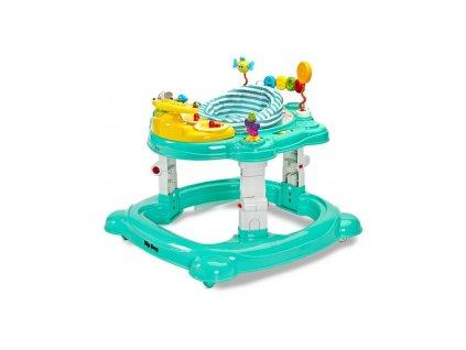 Detské chodítko Toyz HipHop 3v1 zelené