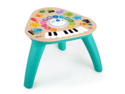 BABY EINSTEIN BABY EINSTEIN Stolík aktívny hudobný Magic Touch™ HAPE 6m+