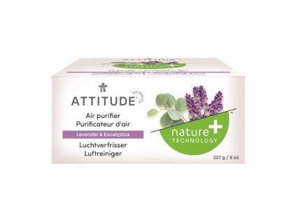 ATTITUDE ATTITUDE Prírodný čistiaci osviežovač vzduchu - levanduľa a eukalyptus 227g