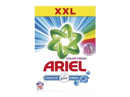 ARIEL ARIEL Touch of Lenor 5,25 kg (70 pranie) – prací prášok